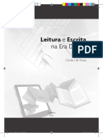 Leitura Escrita Era Digital