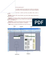 Trabajar con un diseño de publicación