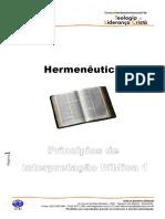 Hermeneutica Debate