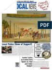 The Local News, August 01, 2016