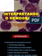 Interpretando o Hemograma