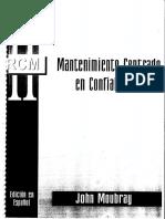 RCM II John Moubray Libro Completo