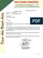 Surat Penawaran Tanah Cibogo