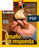 Revista Occidente N°420 julio 2012
