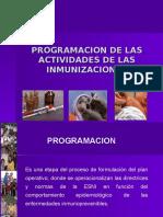 Criterios de Programacion en Inmunizaciones[1]