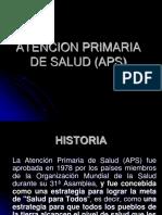 Atencion Primaria de Salud (Aps)