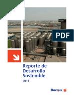 Reporte Desarrollo Sostenible 2011 Backus