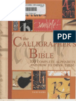 The Art Of Calligraphy Pdf