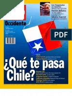 Revista Occidente N°421 agosto 2012