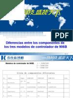 Diferencias Entre Los Componentes de 906B