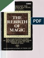Rebirth of Magic Francis King