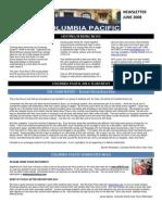 2008 June Newsletter - PDF