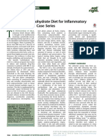 The Specific Carbohydrate Diet for Inflammatory