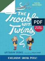 The Trouble With Twins Sneak Peek