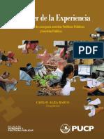 1. Caso La Ley Asustada - El Caso de La Aprobación de La Ley de Cine en El Perú (2009-2012)