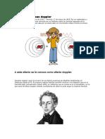 Efecto Doppler Subir Al Blog