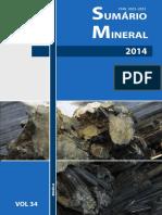 Sumario Mineral 2014