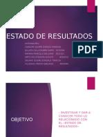 Estado de Resultados Diapositivas