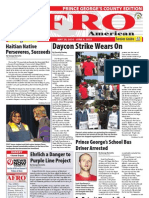 Prince George's County Afro-American Newspaper, May 29, 2010