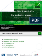 Drupal and the Semantic Web - Stephane Corlosquet - 2011