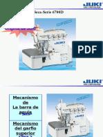 Juki MO6700D Series