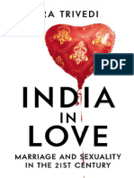 India in Love Marriage and Sexuality in the 21st Century by Ira Trivedi.pdf