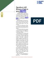 HSUS Vinita Daily Journal Aug 2 16