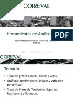 Descripcion de Las Herramientas de Analisis Tecnico Forex