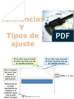 Tolerancias y Tipos de Ajustes p Subir
