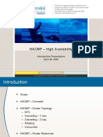 HACMP – High Availability