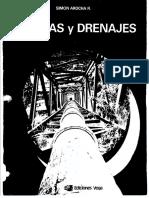 Cloacas y Drenajes-Simon Arocha
