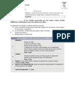 Prueba III Medio IBAÑEZ Segundo Gobierno Neep