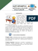projeto informatica
