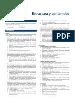Estructura PAE