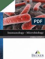 Becker's USMLE Step 1 - Lecture NotesImmunology, Microbiology(2013) [UnitedVRG]