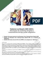 Unilever en Brasil Español