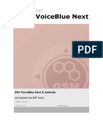 Howto Asterisk Voicebluenext3