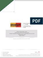 Gutiérrez. Revisión Sobre La Definición de Psicología Jurídica