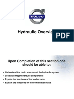 Hydraulic Overview