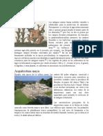 Agricultura Maya Azteca e Inca