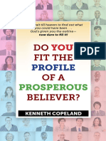 Do You Fit the Profile by Kenneth Copeland