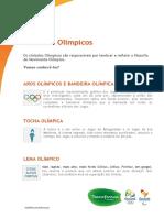 Símbolos olímpicos