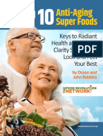 Top 10 Anti Aging Super Foods