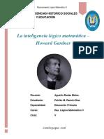 10 La Inteligencia Logico Matematica – Howard Gardner