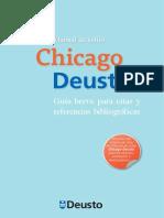 Manual de Estilo Chicago Deusto