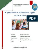 07 Capacidades e Indicadores Segun El Dcn 2015 05