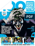 The 100 Greatest Graphic Novels of All Time