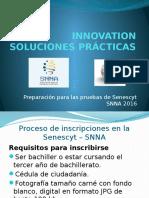 Presentación Innovation