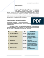 Tecnicas y Estrategias de evaluacion
