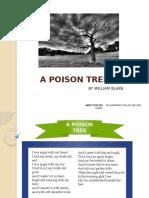 A POISON TREE (by Muhammad Syauwi Md Sham